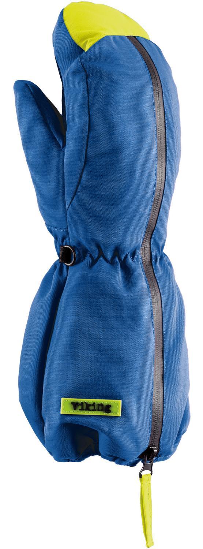 Перчатки Горные Viking 2020-21 Otzi Kids Blue (Inch (Дюйм):3)