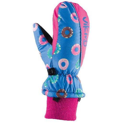 Перчатки Горные Viking 2020-21 Kids Digi Pink (Inch (Дюйм):2)