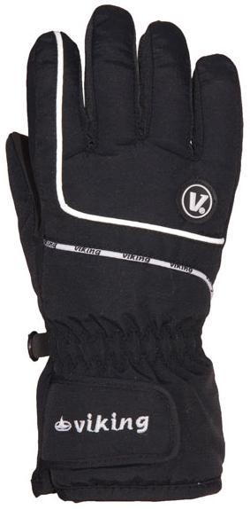 Перчатки Горные Viking 2020-21 Kevin Black (Inch (Дюйм):3)