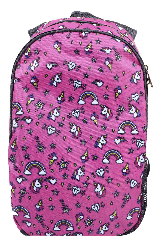 Купить NP36/20-M, Рюкзак для девочек BagRio цв.фиолетовый,