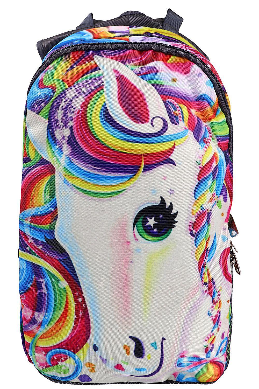 Купить NP07/20-M, Рюкзак для девочек BagRio цв.разноцветный,