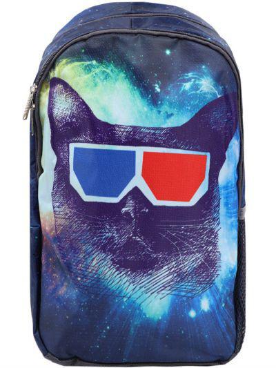 Купить NP67/19-M, Рюкзак для девочек BagRio цв.разноцветный,