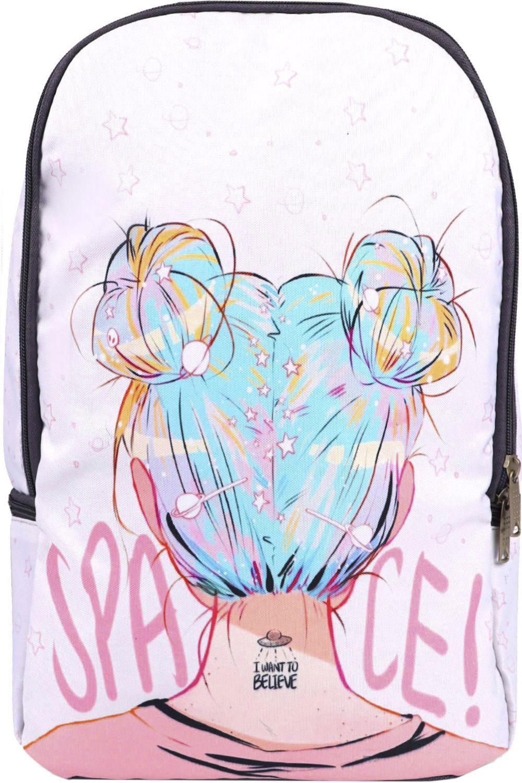 Купить NP44/19-B, Рюкзак для девочек BagRio цв.разноцветный,