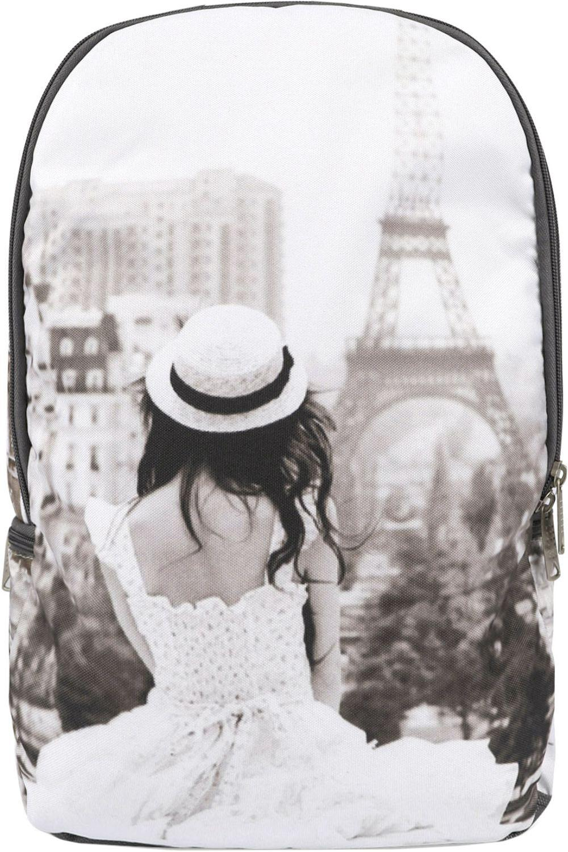 Купить NP31/19-B, Рюкзак для девочек BagRio цв.серый,