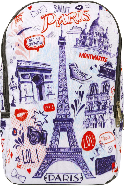 Купить NP28/19-B, Рюкзак для девочек BagRio цв.разноцветный,