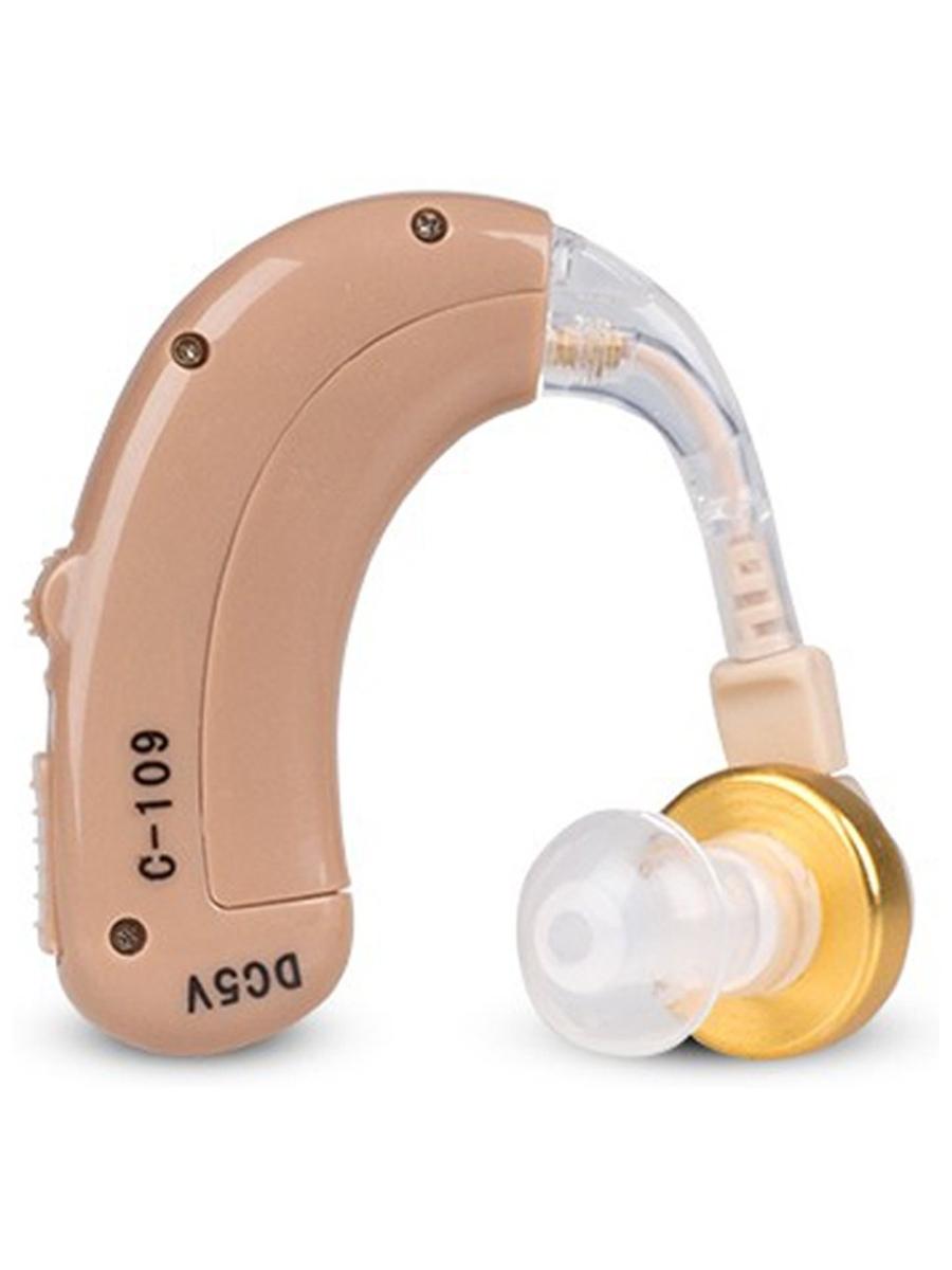 Слуховой аппарат Axon C-109 с аккумулятором