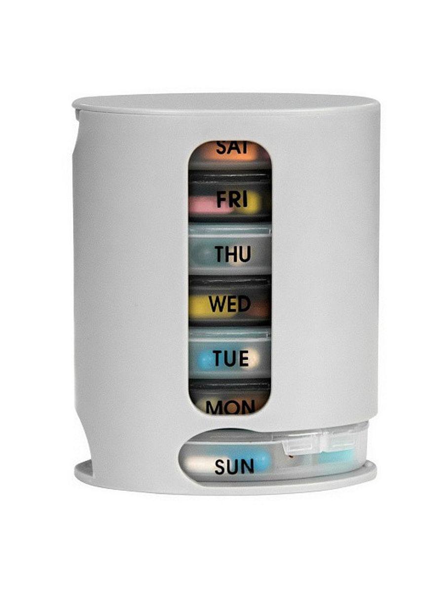 Таблетница на каждый день недели Pill Pro