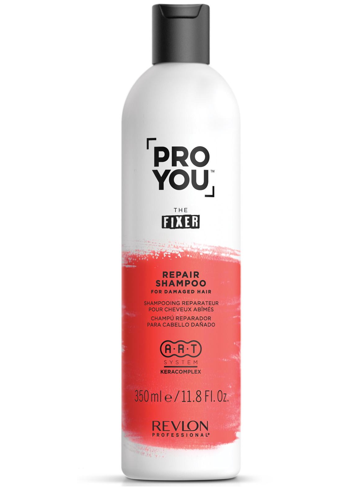 Купить Шампунь REVLON PRO YOU FIXER для восстановления волос 350 мл