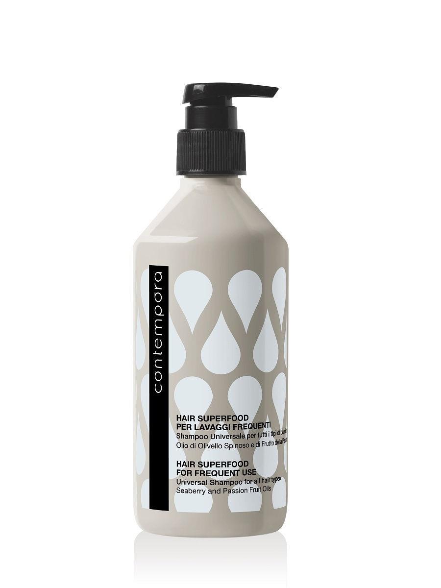 Купить Шампунь Barex универсальный для всех типов волос 500 мл