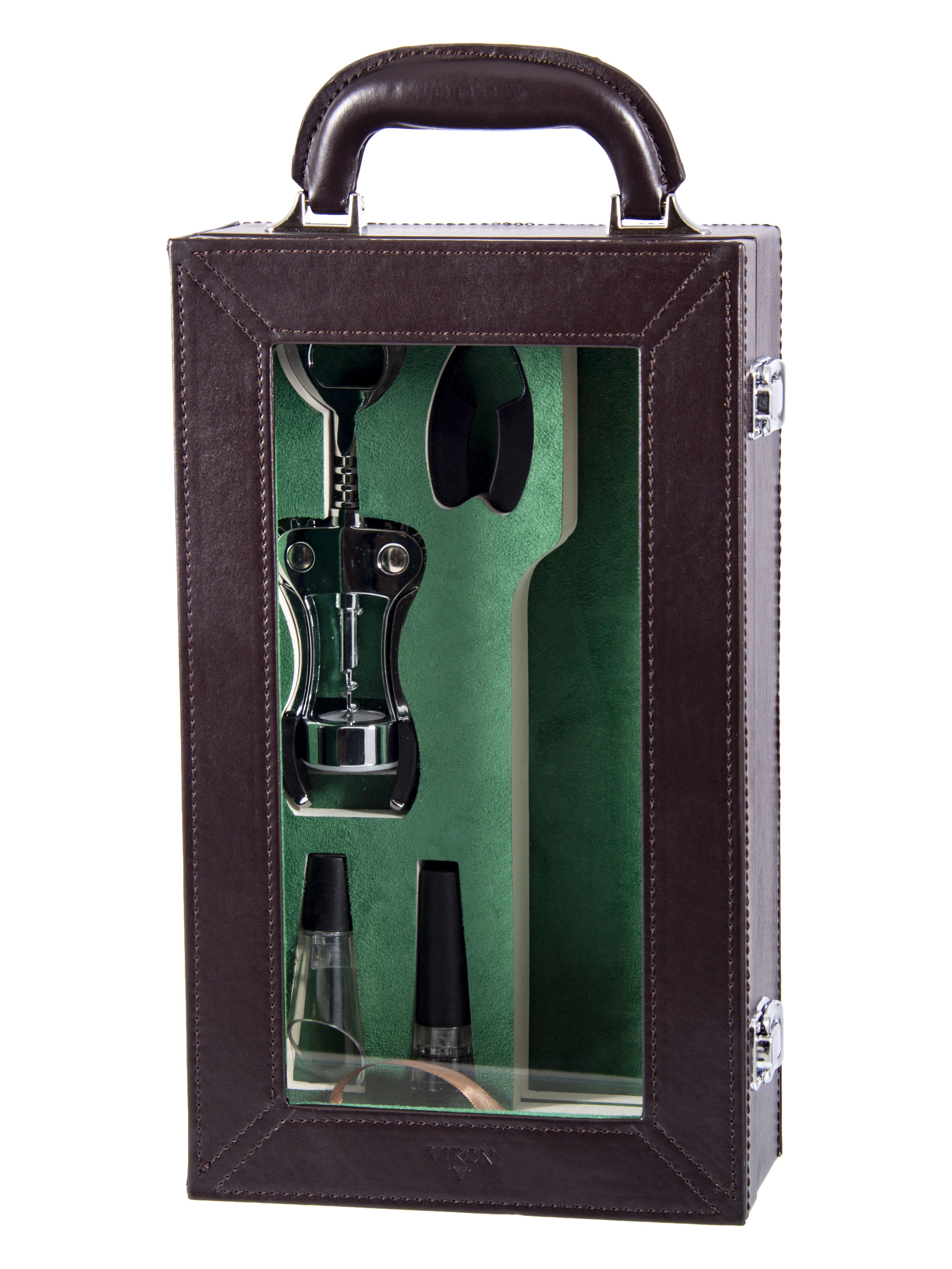 Подарочный набор сомелье VIRON 36*21*9см 57702