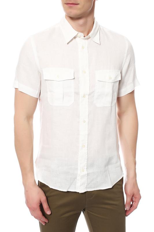 Рубашка мужская Marina Yachting 210275320450 белая 39