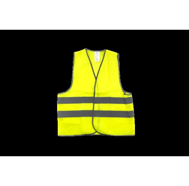 Жилет светоотражающий без логотипа, 2 класс (КТК)