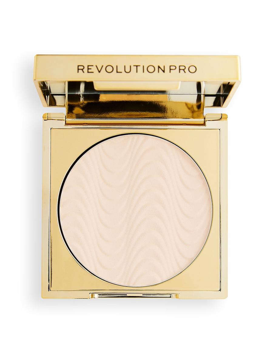 Купить Пудра Revolution PRO, CC Perfecting Pressed Powder, 5 г - Ivory