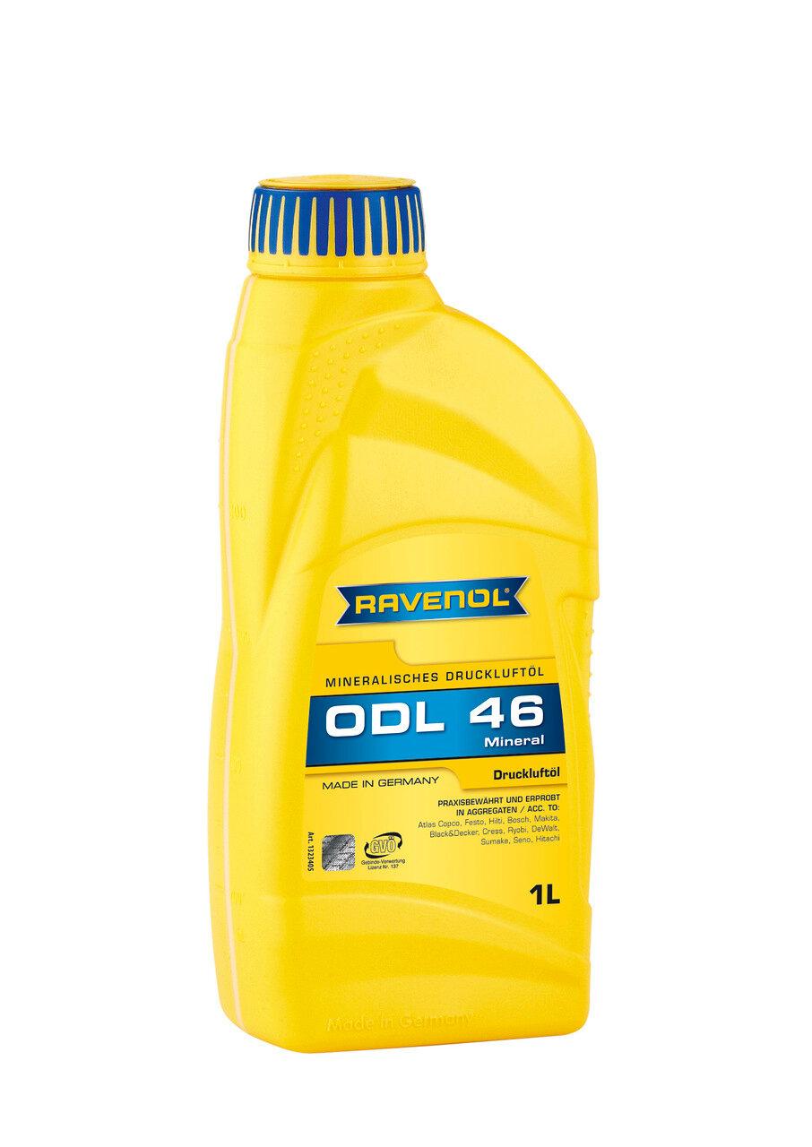 Лубрикаторное масло RAVENOL ODL 46 (