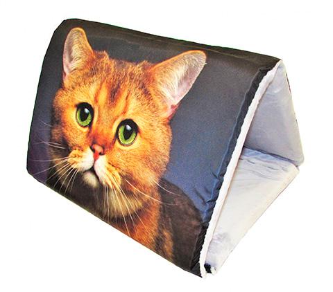 Коврик для кошек PerseiLine Дизайн Шалаш
