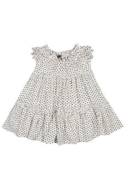Купить MGB178, Платье детское Manila Grace цв.белый,