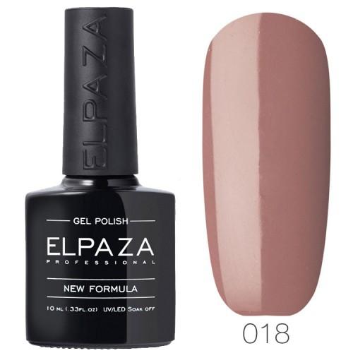 Гель-лак Elpaza Classic (018) 10мл  - Купить