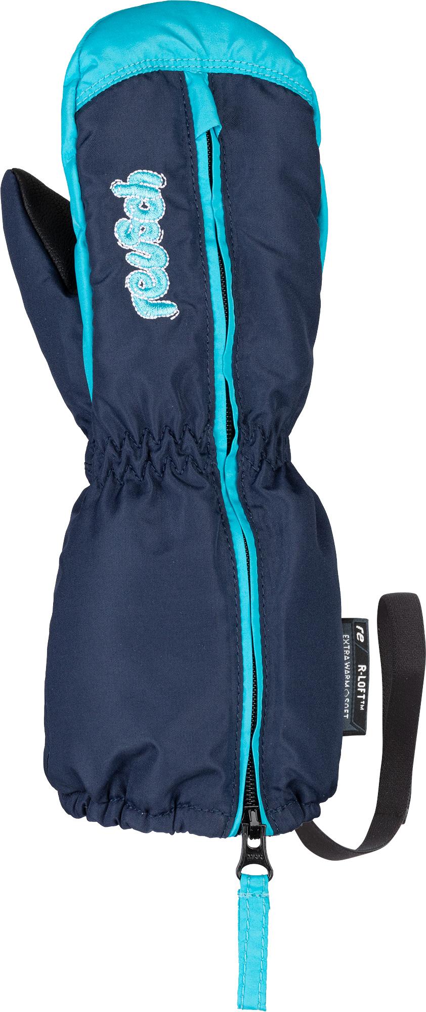 Перчатки Горные Reusch 2020-21 Tom Mitten Dress Blue/Bachelor Button (Inch (Дюйм):V)