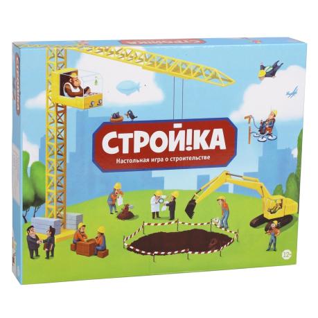 Купить Стратегия, Стройка , Настольная игра Наша Игрушка стратегия, Стройка Y17135106, Наша игрушка,