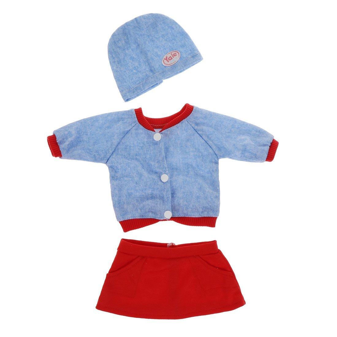 Купить Одежда для кукол Наша Игрушка 39-45 см BLC79, Наша игрушка,