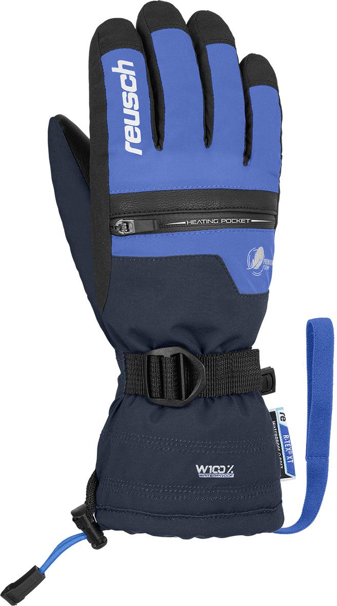 Перчатки Reusch Luis R-Tex® Xt, dress blue/brilliant blue, 5.5 Inch