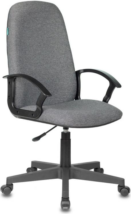 Кресло руководителя Бюрократ CH-808LT серый (ch-808lt/#g)