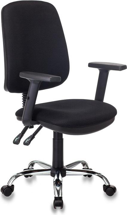 Кресло Бюрократ T-620SL черный (t-620sl/black)