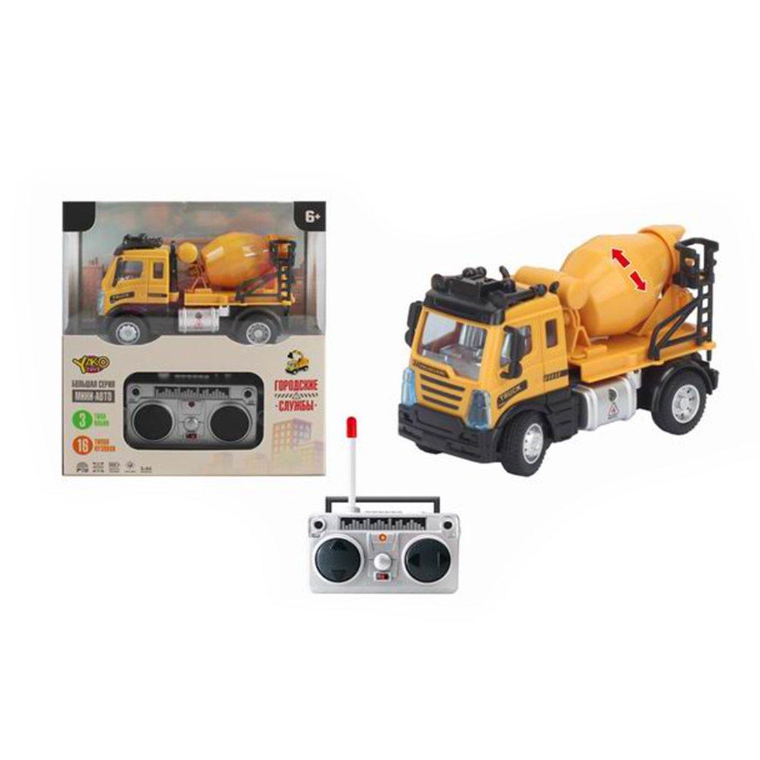 Купить 4 канала, свет, коробка, Игровой набор Наша Игрушка 4 канала, M0624-15B, Наша игрушка,