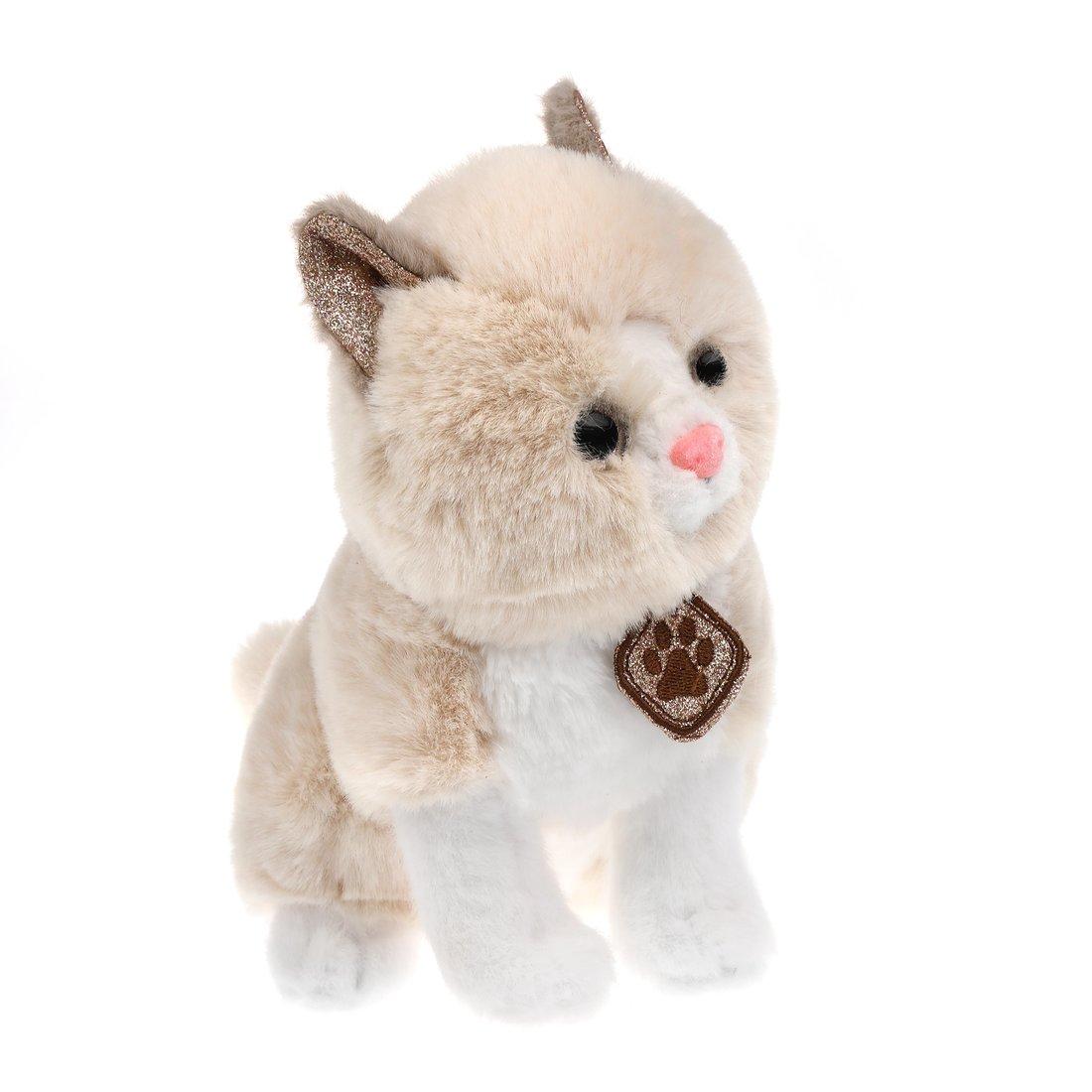 Купить Мягкая игрушка Fluffy Family Котенок Пушок, 20 см,