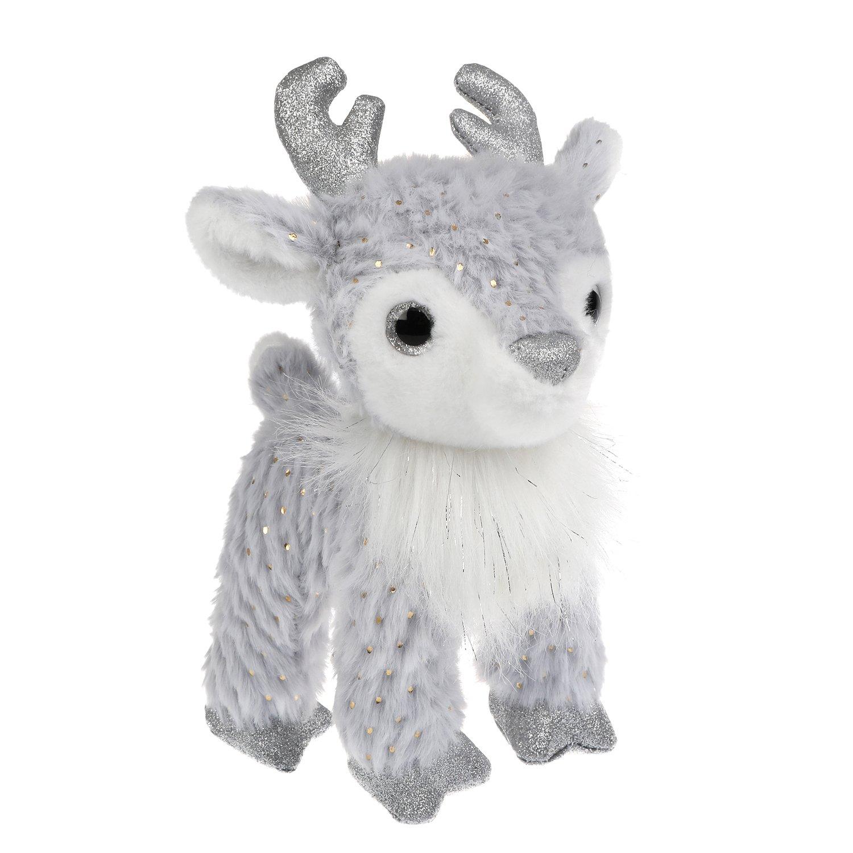 Купить Мягкая игрушка Fluffy Family Олененок Блестяшка, 22 см,