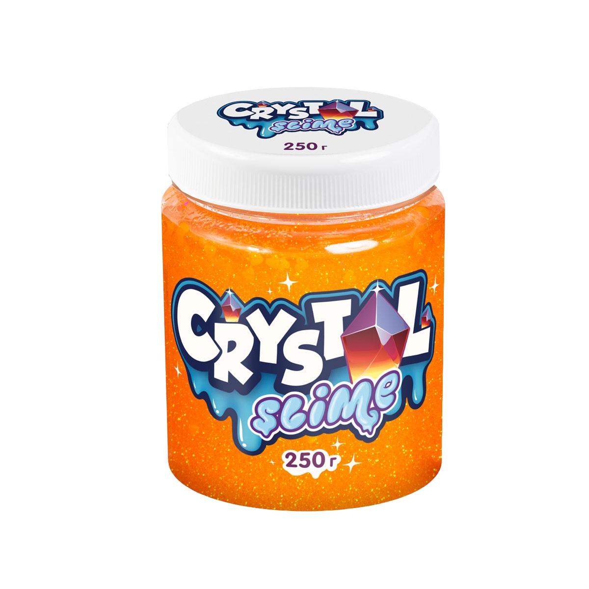 Набор для слайма Slime Crystal, апельсиновый, 250 г S500-10188