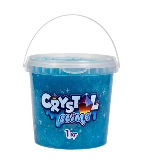 Набор для слайма Slime Crystal, голубой, 1 кг S300-37