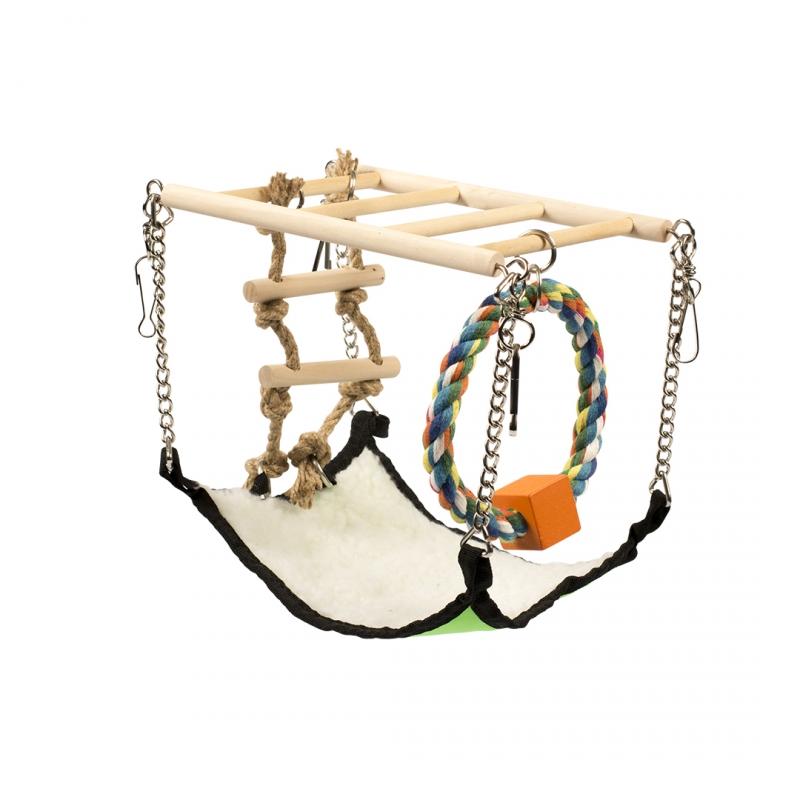Игрушка для грызунов Duvo+ Подвесной мост