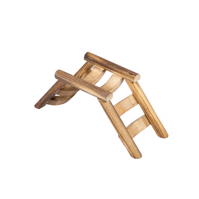 Игрушка для грызунов Duvo+ Лесенка горка ,дерево,