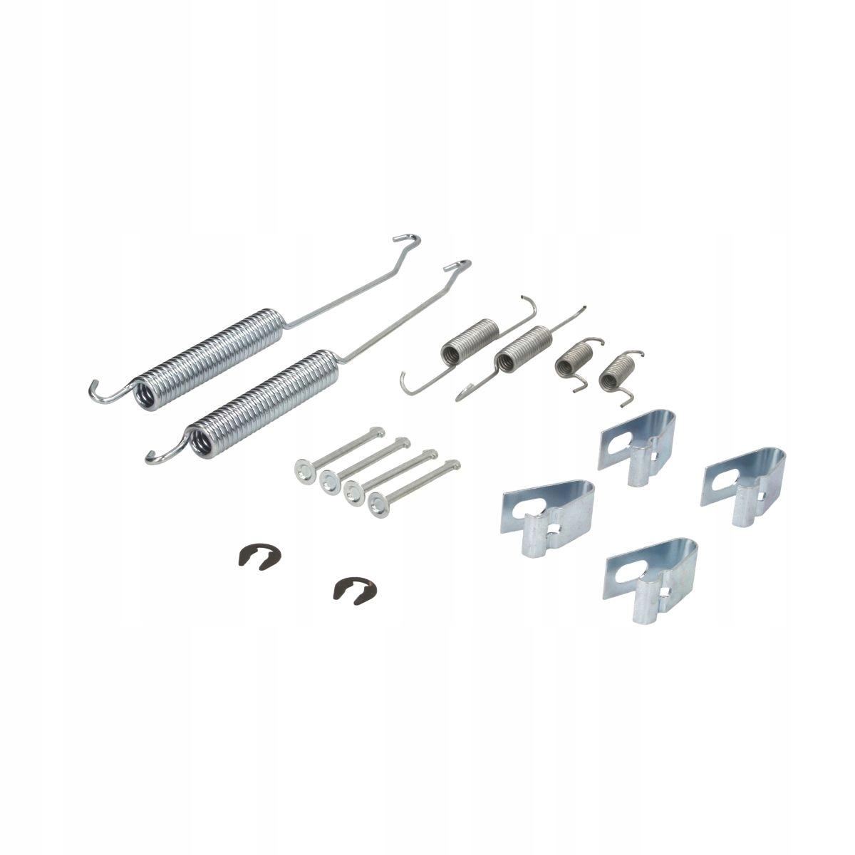 Комплект монтажный тормозных колодок PATRON PSRK0252