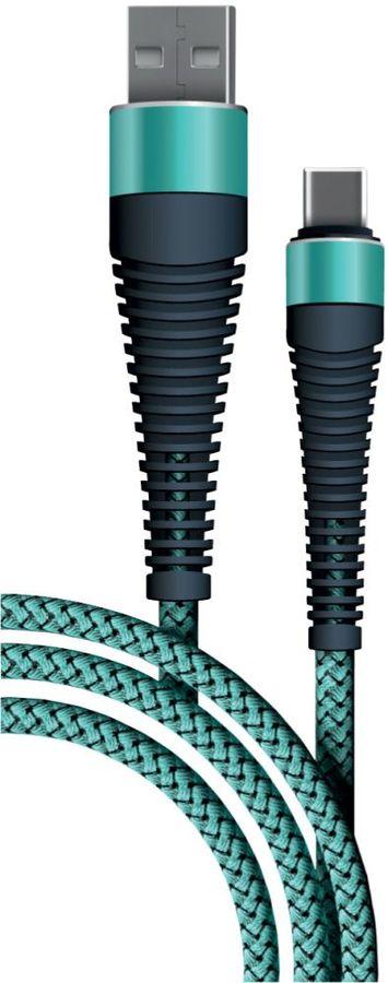 Кабель BORASCO Fishbone, USB Type C (m),