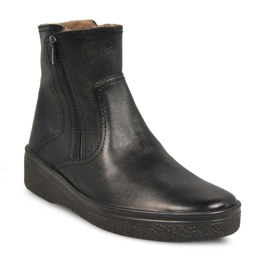 Полусапоги мужские Romer 921070 черные 46 RU