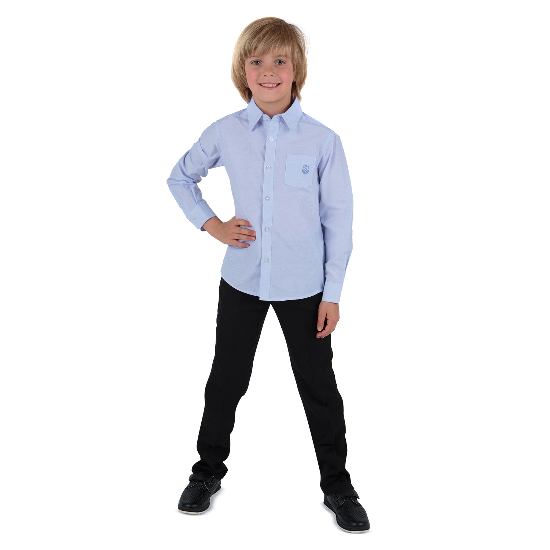 Рубашка детская Leader Kids DS202-b4-1-740 р.134