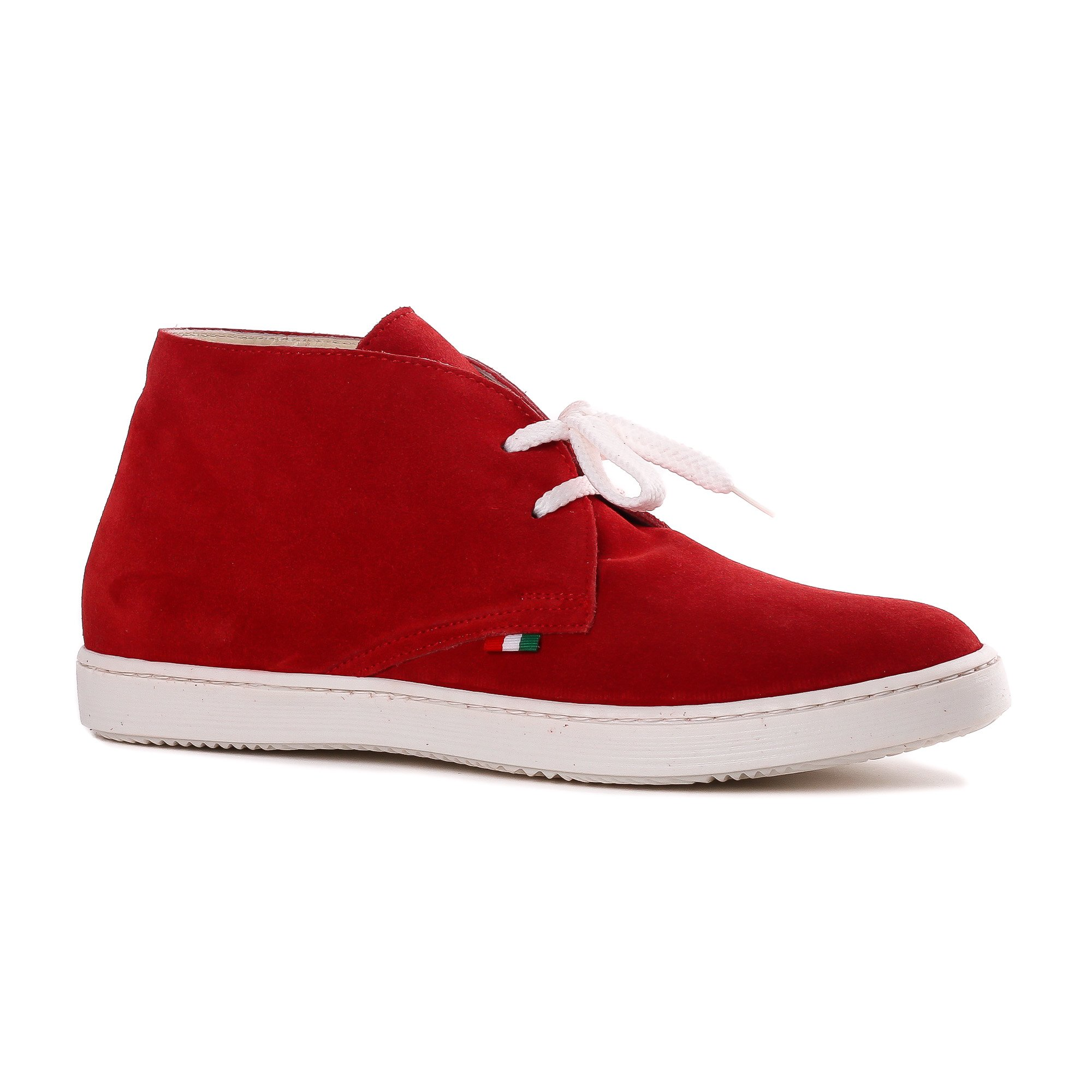 Ботинки женские ALESSANDRO E9321 красные 38 RU.