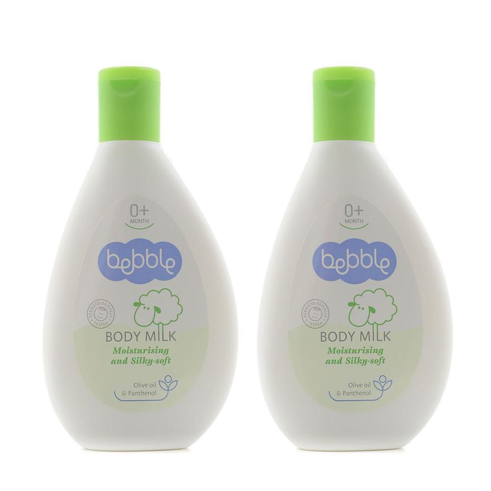 Молочко для тела Bebble Body Milk, 2x200