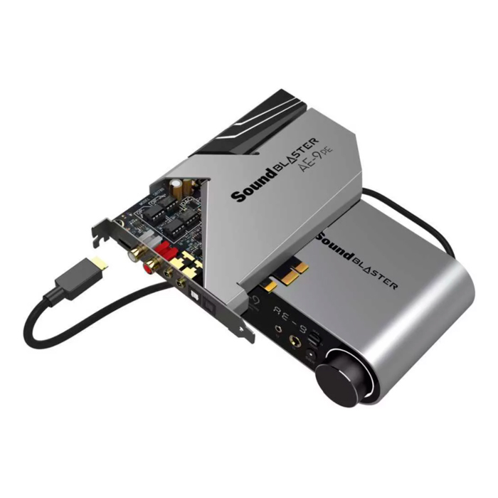 Звуковая карта PCI E Creative Sound Blaster