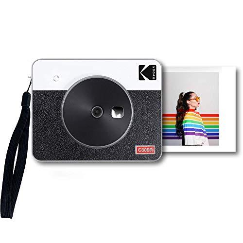 Фотоаппарат моментальной печати Kodak C300R White