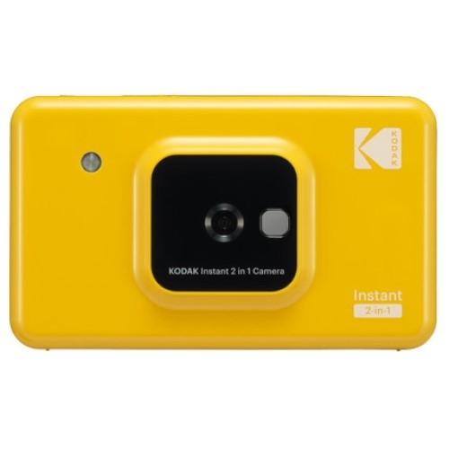 Фотоаппарат моментальной печати Kodak C210 Yellow