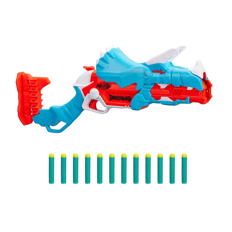 Игровой набор Nerf Дино Трицерабласт F0803EU4