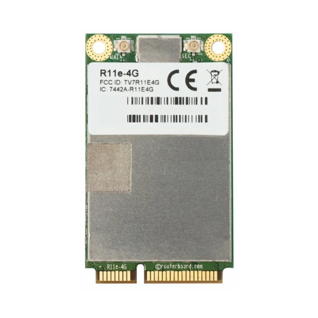 LTE модем Mikrotik R11e 4G
