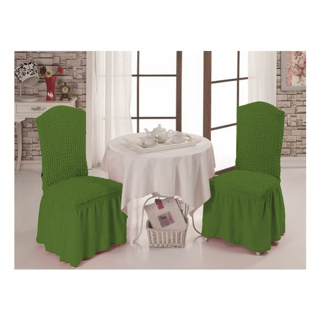 Чехол на стул KARNA Bet зеленый