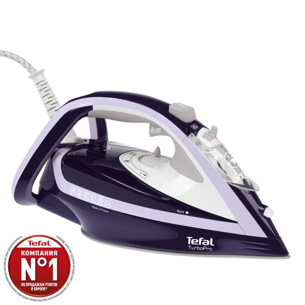 Утюг Tefal FV5615E0 White/Purple