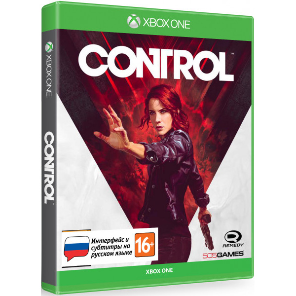 Игра Control для Xbox One 505 Games