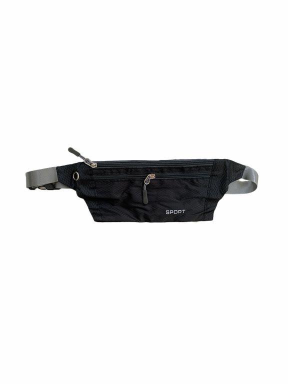 Спортивная сумка Tiko 1810 черняя