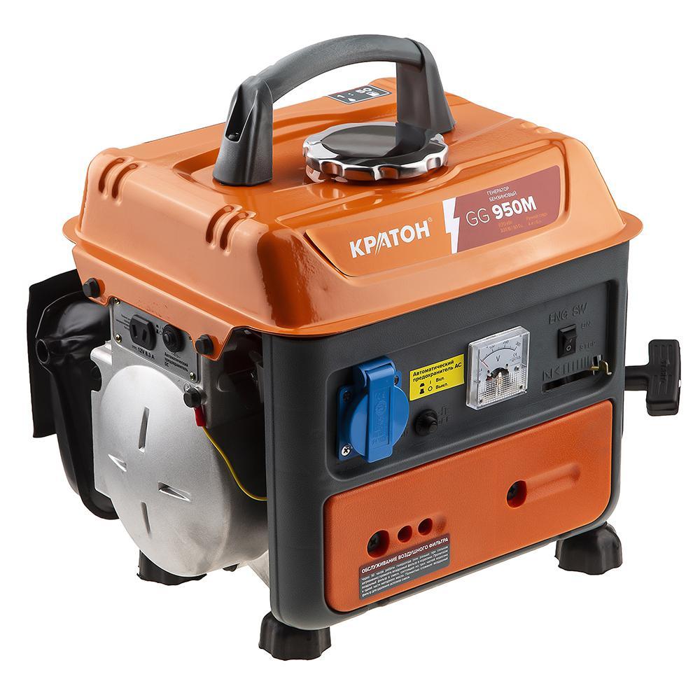 Бензиновый генератор КРАТОН GG 950M